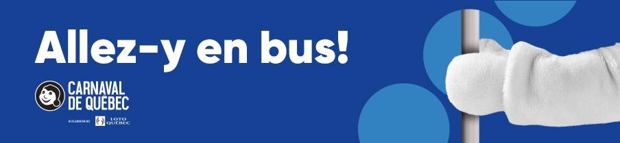 Allez-y en bus!