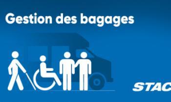 Gestion des bagages STAC