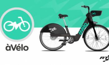 àVélo : notre nouveau service de vélopartage