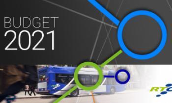 Budget 2021 du RTC