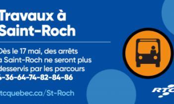 Travaux à St-Roch