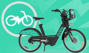 àVélo - service de vélopartage