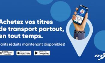 Paiement mobile - tarifs réduits maintenant disponibles