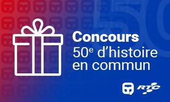 Concours 50 ans d'histoires en commun